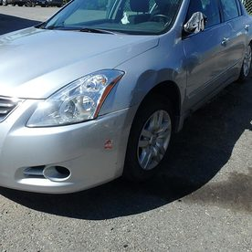 NIssan Altima | Before