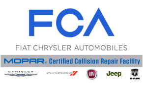 FIAT Chrysler Automobiles | MOPAR Certified Collision Repair Facility